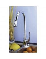 Змішувач для кухонної мийки EDEN BL14701 Santeh