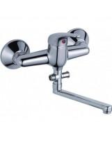 Змішувач для ванни PLANET KR3104-C Santeh