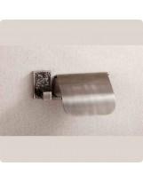 Тримач для туалетного паперу 8506 (Premium) Antic black BADICO