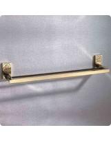 Тримач для рушників подвійний 8209 (Premium) 600 * 120 BADICO