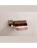 Тримач для туалетного паперу 8506 (Premium) Antic red BADICO