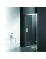 Душові двері FONTE 1000х1850 M151 Оj (silk skreen J019) AK