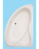 Ванна кутова BathMix 160x107 + обудова