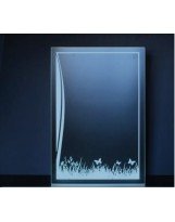 Дзеркало з лед підсвіткою 6-30
