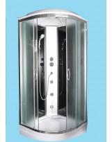 Гідробок Стандарт  без електроніки з мілким піддоном
