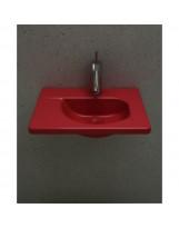 Умивальник TAORMINA ARCH 65х45 глянцевий червоний (1009-019-0126)