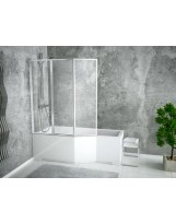 Ванна-душ акрилова INTEGRA