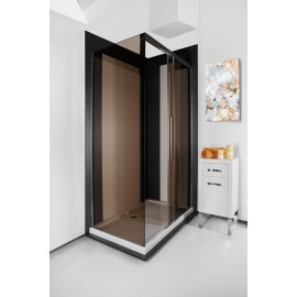 Кабіна душова прямокутна LARGO 821 ITALIAN STYLE