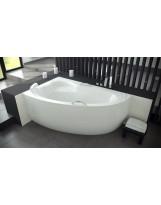 Ванна асиметрична NATALIA (PMD) BESCO 150х100