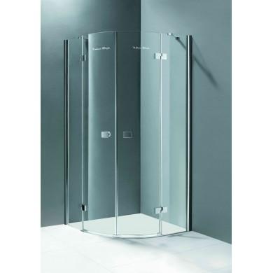 Кабіна душова асиметрична E562T ELEGANT MILLENNIUM ITALIAN STYLE