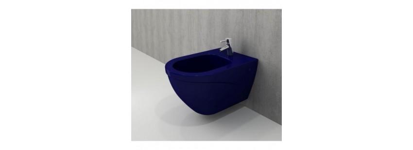 Кераміка в синьому кольорі