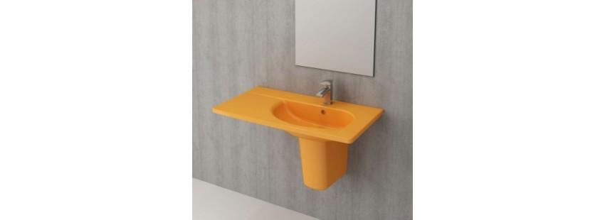 Кераміка в жовтому кольорі