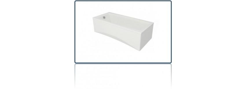Ванни прямокутні